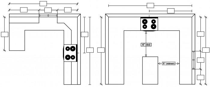 faire ses plans de cuisine la minikitchen de boffi. Black Bedroom Furniture Sets. Home Design Ideas