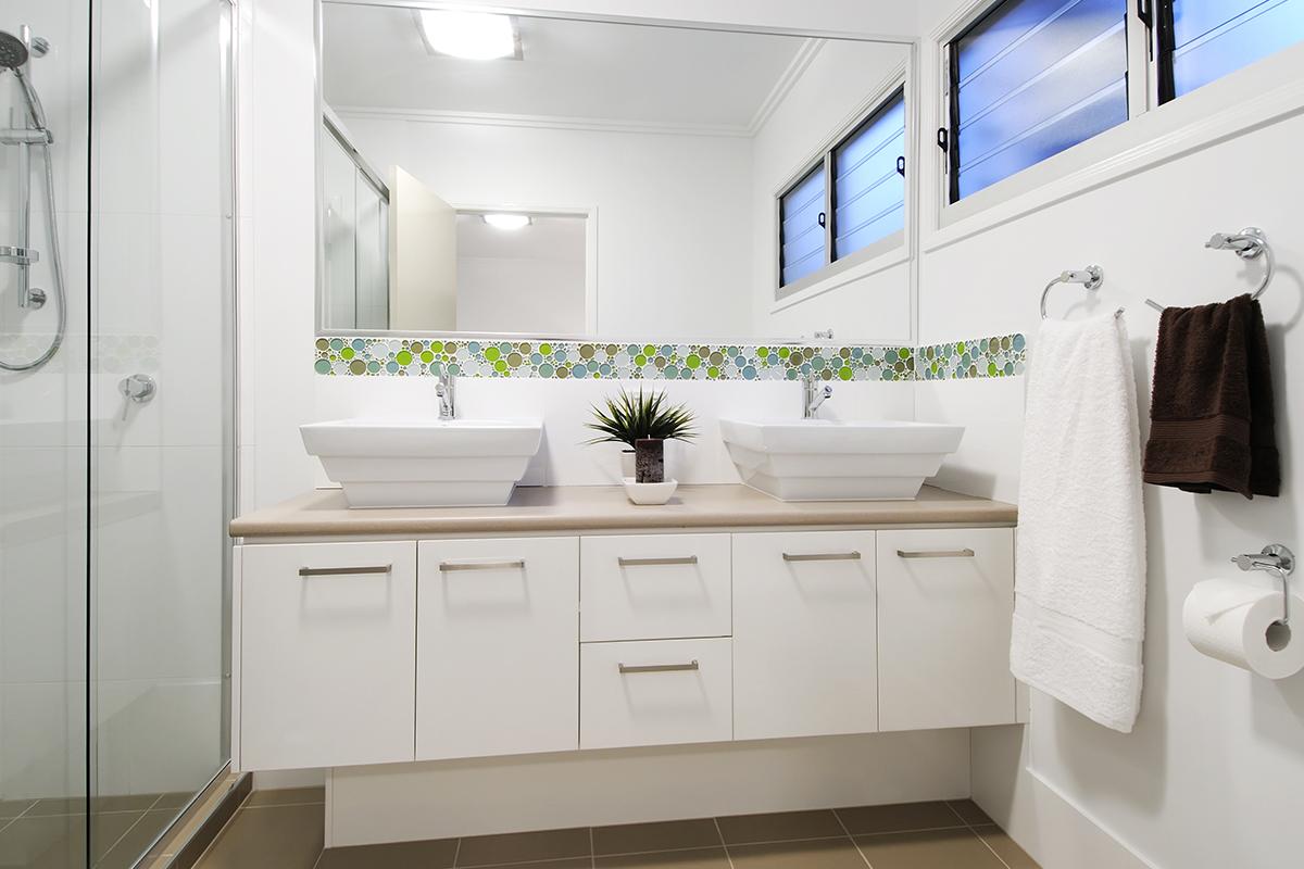 R nover une salle de bain au sous sol quels mat riaux for Renover une salle de bain sans fenetre