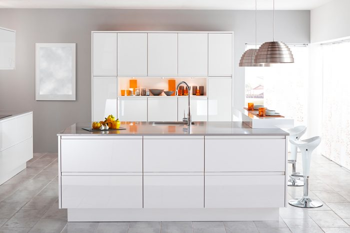 Créez une cuisine parfaite n'est pas une mince affaire.
